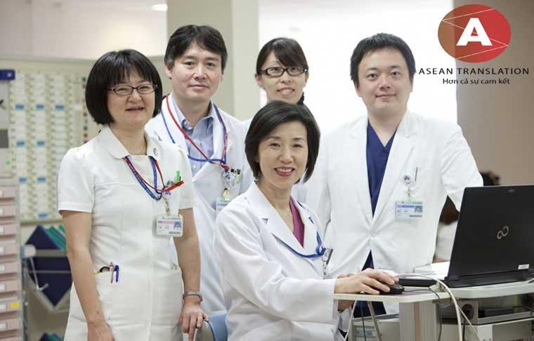 Dịch tiếng Trung chuyên ngành Y Dược