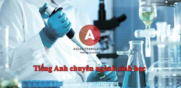 phần mềm dịch tiếng anh chuyên ngành sinh học