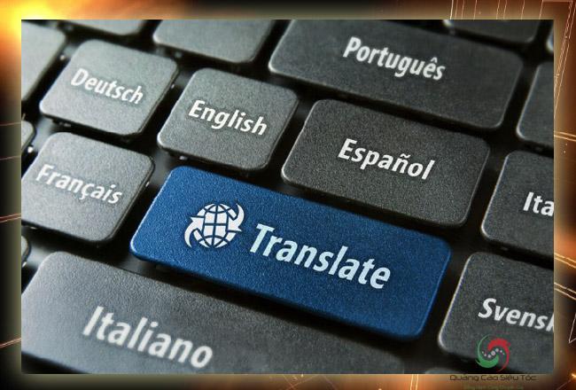 Đơn vị dịch thuật