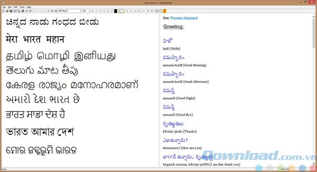 Phần mềm dịch tiếng Ấn Độ
