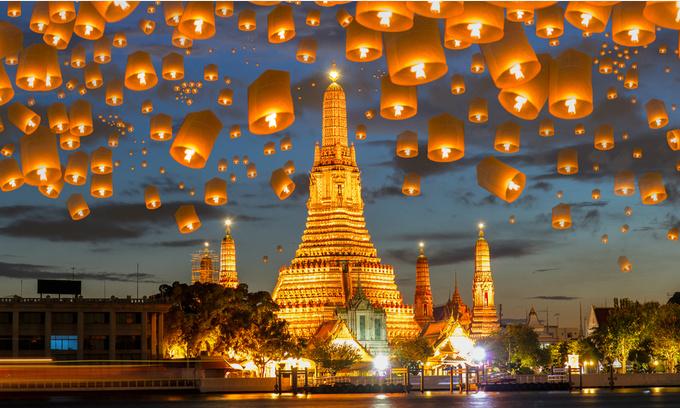 Dịch thuật Tiếng Thái Lan
